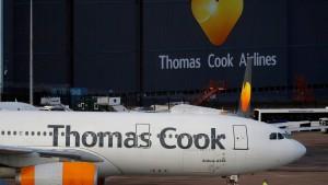 Aus für deutsche Thomas Cook besiegelt