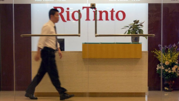 Rio Tinto und Chinalco: Ringen der Riesen
