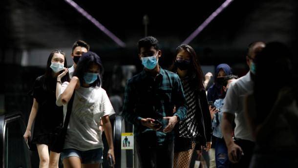 Der gläserne Bankkunde wird in Singapur Realität