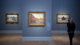 SAP-Mitgründer Plattner kaufte Monet-Gemälde
