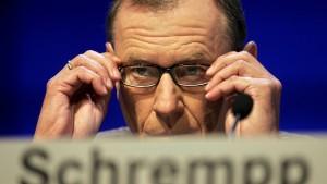 Ex-Daimler-Chef Schrempp wird Banker