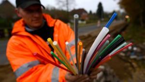 Mangels Breitband abgehängt auf dem Land