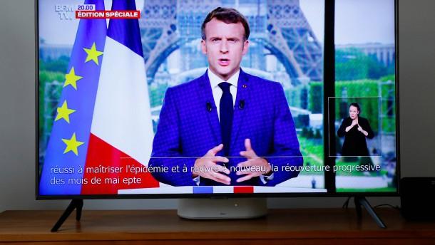 Frankreich macht ernst mit der Impfpflicht