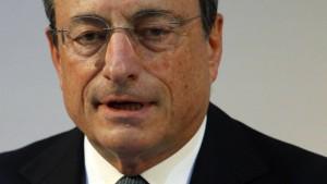 Palastrevolte gegen Draghi?