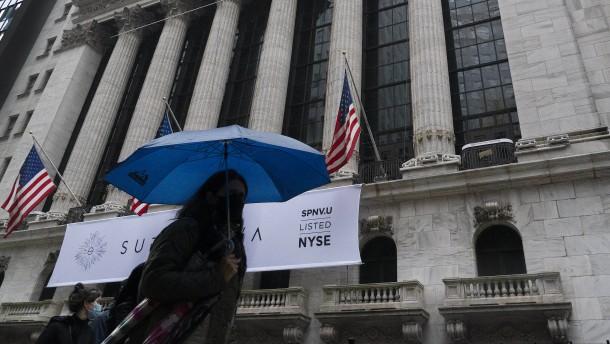 Amerikas Wirtschaftsbosse dringen auf Übergabe der Amtsgeschäfte an Biden