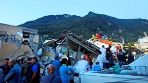 Die lebensgefährlichen Schwarzbauten von Ischia