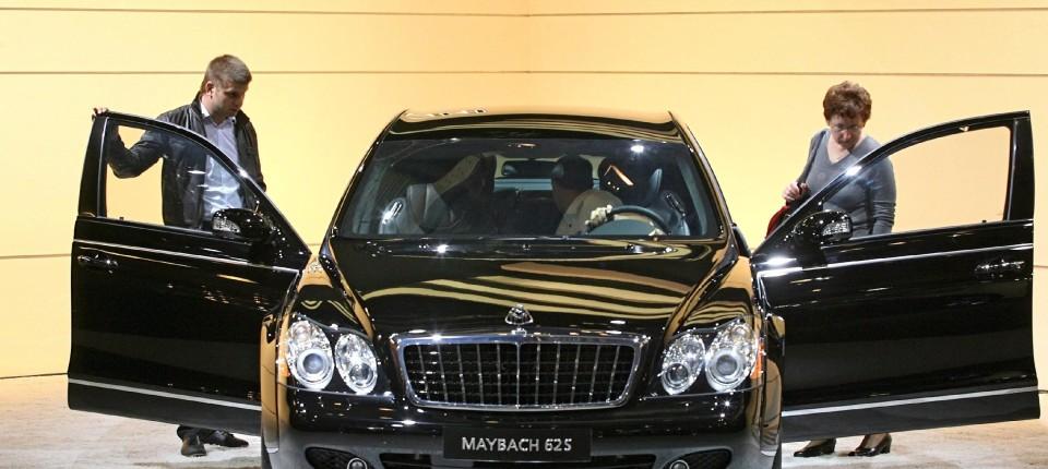 luxusautos: daimlers maybach droht der schleichende tod