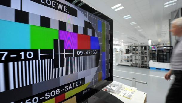 Loewe geht an deutsche Investoren