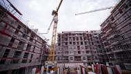 Im vergangenen Jahr wurden in Deutschland 245.000 neue Wohnungen gebaut. Nicht genug, sagt das Bauministerium.