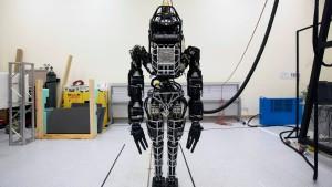 Google startet mit Robotern durch