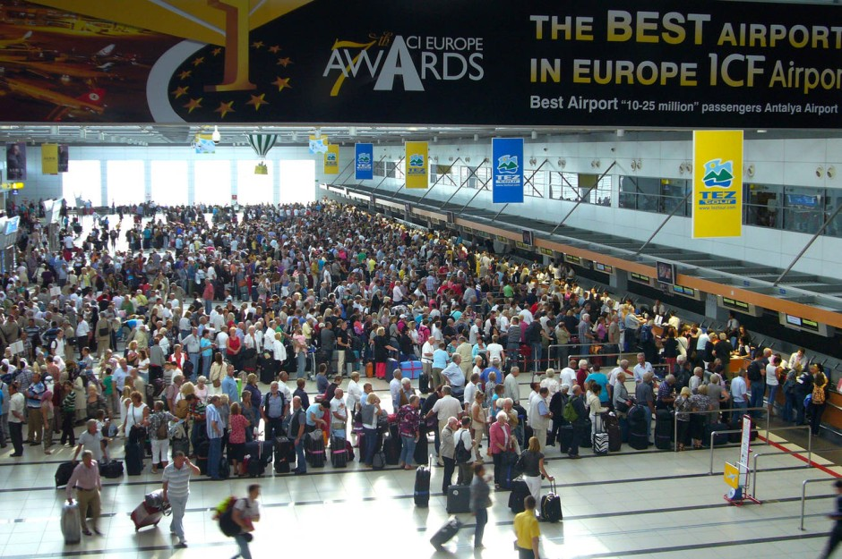Flughafen Antalya Ankunft Aktuell
