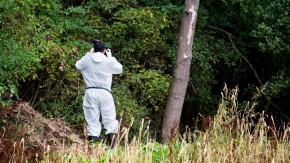 Seit Anfang Juli wurde in einem Waldstück nach dem Leichnam Jenisas gesucht