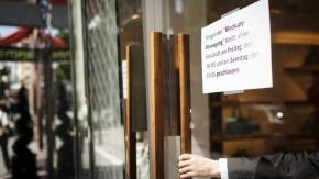 """""""Blockupy"""" - Frankfurter  Einzelhändler sorgen sich um die geplanten Proteste in der Innenstadt"""