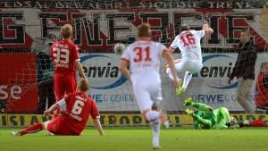4:0 - Köln weiter ungeschlagen