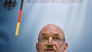 Die Netzagentur droht RWE mit Zwangsmaßnahmen