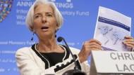 IWF ermutigt Staaten zu mehr Ausgaben für Infrastruktur
