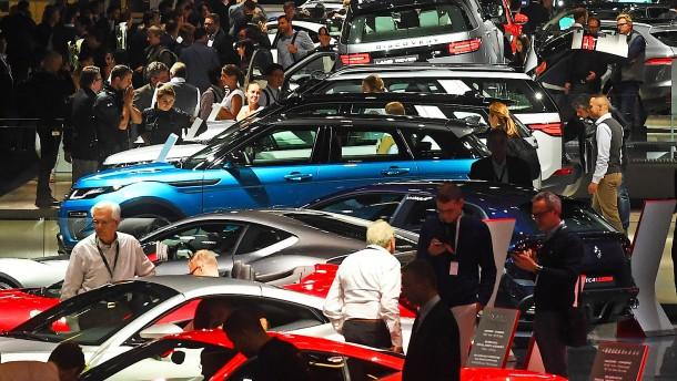 Klimaaktivisten wollen nicht mit Autoindustrie reden