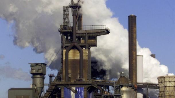 Thyssen-Krupp wagt keine Prognose