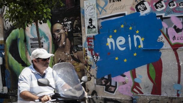 """""""Deutschland muss Athen rauswerfen"""""""