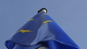 Europa hängt in der Luft