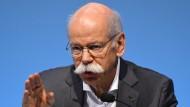 7,6 Millionen Euro für Daimler-Chef Zetsche