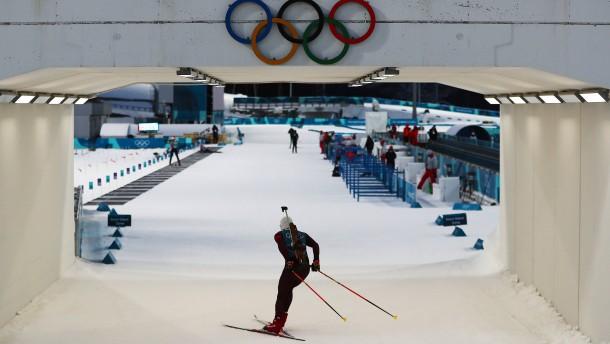 Wie viele Medaillen holen die Deutschen in Südkorea?