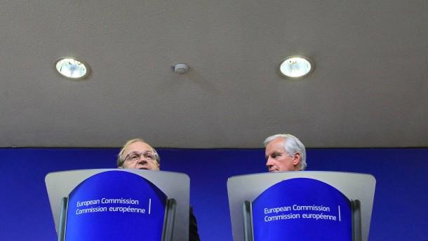 EU-Experten wollen Bankgeschäfte stärker trennen