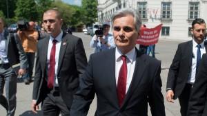 Österreichs Industrie fordert Neuwahlen