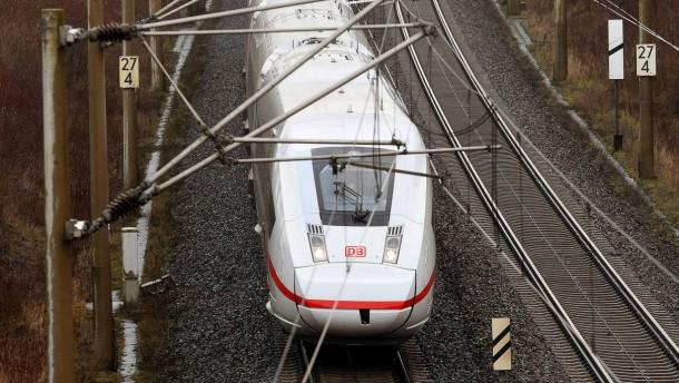 Viele Zugfahrer bald deutlich verspätet