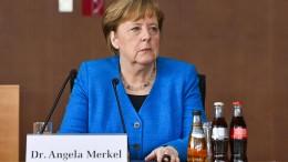 Merkel: Gab keine Sonderbehandlung für Wirecard