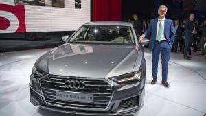 Neuer Manipulationsverdacht gegen Audi