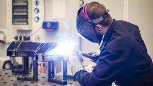 Im Maschinenbau ist der Master nur knapp vor dem Bachelor