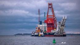 Gazprom: Ostseepipeline Nord Stream 2 fertiggestellt