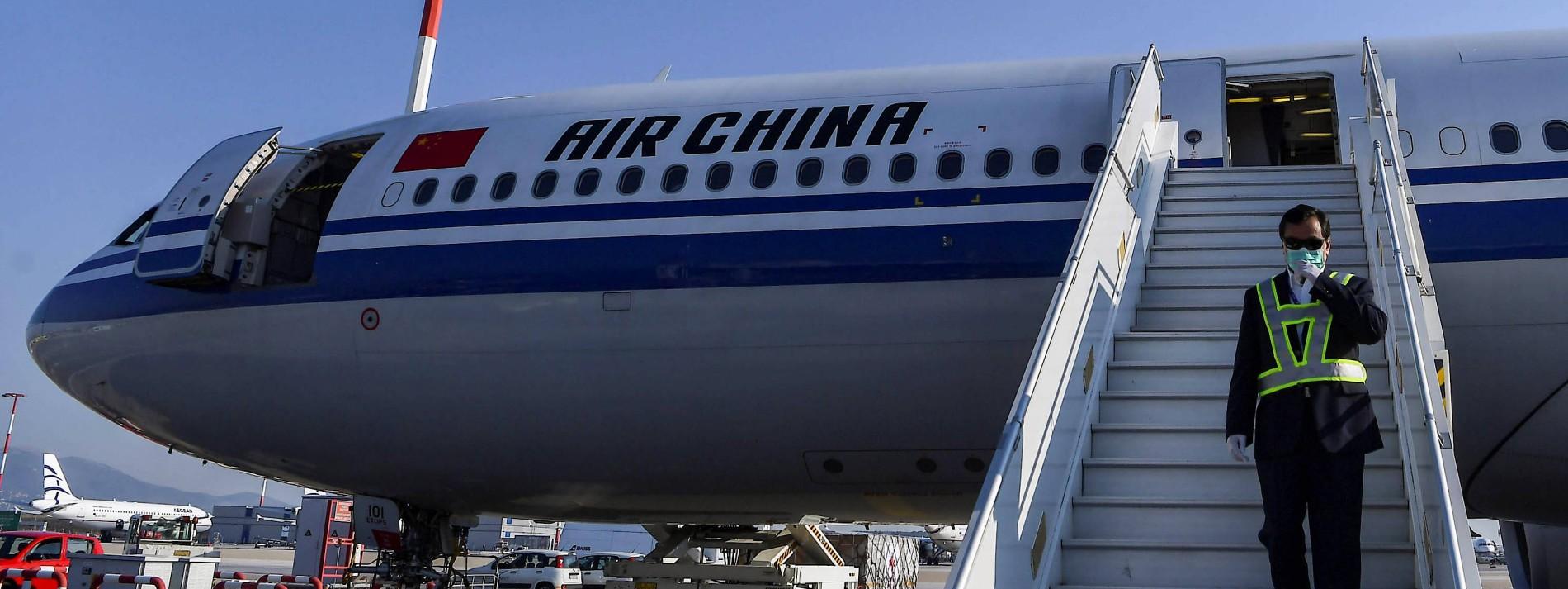 Chinesische Passagierflugzeuge dürfen nicht mehr landen