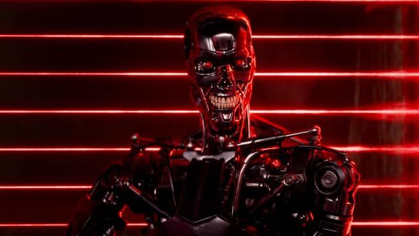 Die Killer-Roboter sind im Anmarsch
