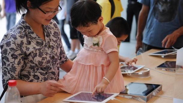 Apple zahlt Millionen für das iPad