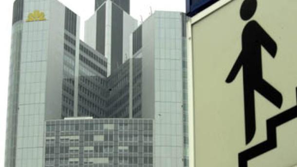 Deutsche Banken mit geringen Neujahrs-Erwartungen