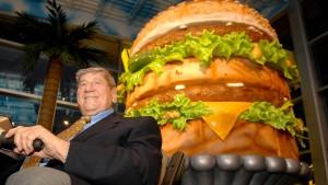 Erfinder des Big Macs mit 98 Jahren gestorben