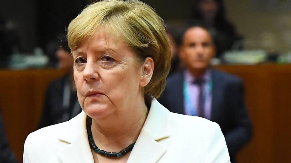 Brexit-Verhandlungen: Angela Merkel hat keinen Zweifel