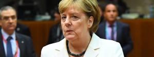 Am Vormittag noch in Brüssel, am Nachmittag verhandelt sie über ihre nächste Regierung: Bundeskanzlerin Angela Merkel