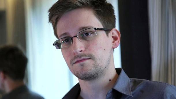 Snowden: Regierungsleute wollen mich töten