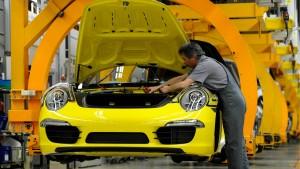 Porsche zahlt jedem Mitarbeiter 8911 Euro Bonus