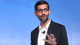 Der Google-Chef erklärt, warum China so wichtig ist