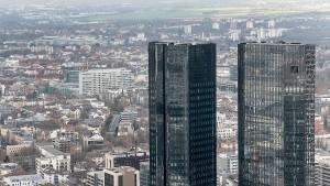 Fusionsfieber bei Commerzbank und Deutsche hält an