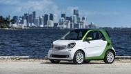 Smart stoppt Benzinmotoren in Nordamerika