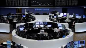 Starker Euro dämpft Anlegerstimmung