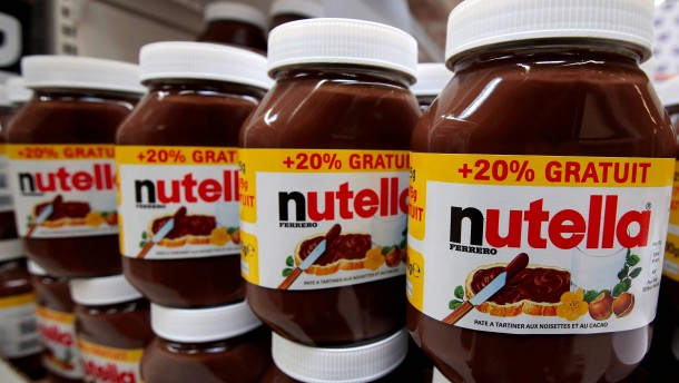 Anti-Betrugsbehörde ermittelt wegen Nutella-Aktion