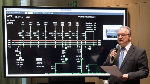 """Die """"Thüringer Strombrücke""""  ist freigeschaltet"""