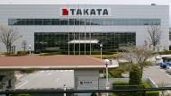 Airbag-Unternehmen Takata will wohl Schuld eingestehen