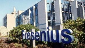 Fresenius verdient weniger